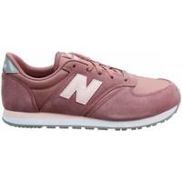Čevlji  Otroci Nizke superge New Balance YC420PP Bordo rdeča,Roza