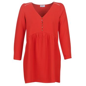 Oblačila Ženske Kratke obleke Betty London LADY Rdeča