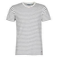 Oblačila Moški Majice s kratkimi rokavi Casual Attitude KINO Bela