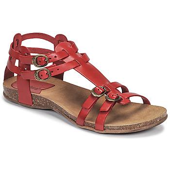 Čevlji  Ženske Sandali & Odprti čevlji Kickers ANA Rdeča