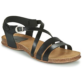 Čevlji  Ženske Sandali & Odprti čevlji Kickers ANATOMIUM Črna
