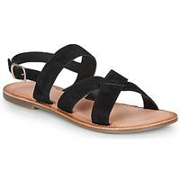 Čevlji  Ženske Sandali & Odprti čevlji Kickers DIBA-3 Črna
