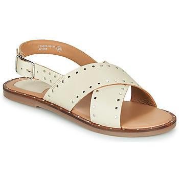 Čevlji  Ženske Sandali & Odprti čevlji Kickers KICLA Bež