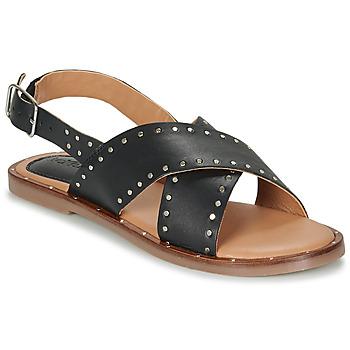 Čevlji  Ženske Sandali & Odprti čevlji Kickers KICLA Črna