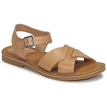 Čevlji  Ženske Sandali & Odprti čevlji Kickers TILLY Bež
