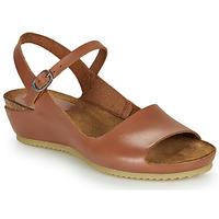 Čevlji  Ženske Sandali & Odprti čevlji Kickers TAKIKA Kostanjeva