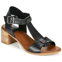 Čevlji  Ženske Sandali & Odprti čevlji Kickers VALMONS Črna