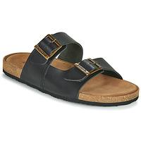 Čevlji  Moški Sandali & Odprti čevlji Kickers ORANO Črna