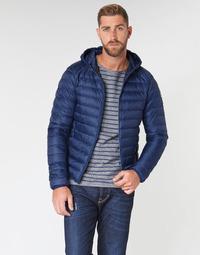 Oblačila Moški Puhovke JOTT NICO Modra-jeans