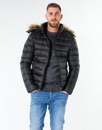 Oblačila Moški Puhovke JOTT PRESTIGE Črna