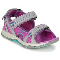 Čevlji  Deklice Športni sandali Merrell PANTHER SANDAL 2.0 Rožnata / Siva