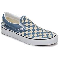 Čevlji  Slips on Vans Classic Slip-On Modra / Bela