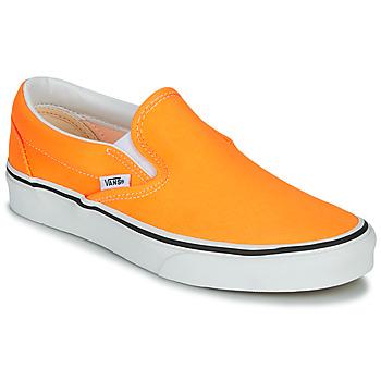 Čevlji  Ženske Slips on Vans CLASSIC SLIP-ON NEON Oranžna