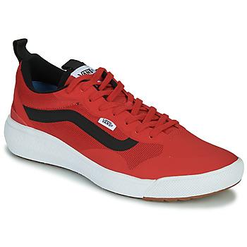 Čevlji  Moški Nizke superge Vans UltraRange EXO Rdeča