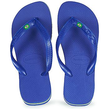 Čevlji  Japonke Havaianas BRASIL Modra