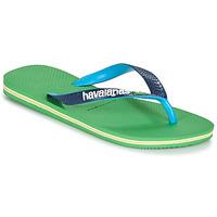 Čevlji  Japonke Havaianas BRASIL MIX Zelena / Modra