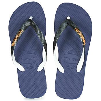 Čevlji  Japonke Havaianas TOP MIX Črna