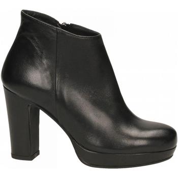 Čevlji  Ženske Gležnjarji Les Venues NAPPA nero
