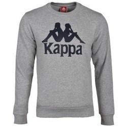 Oblačila Moški Puloverji Kappa Sertum RN Siva