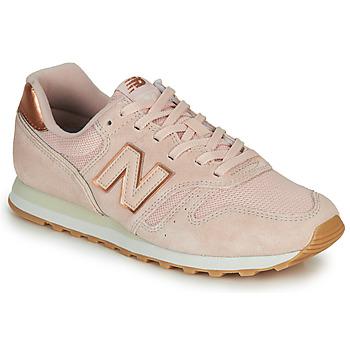Čevlji  Ženske Nizke superge New Balance 373 Rožnata