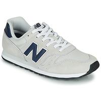 Čevlji  Moški Nizke superge New Balance 373 Bež