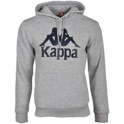 Oblačila Moški Puloverji Kappa Taino Hooded Siva