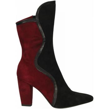 Čevlji  Ženske Čevlji Derby Tiffi AMALFI amaranto