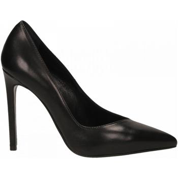 Čevlji  Ženske Čevlji Derby Tiffi VIETRI nero