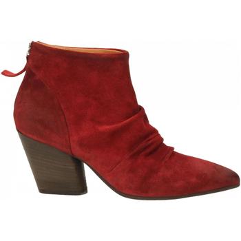 Čevlji  Ženske Gležnjarji Mat:20 SAYO rosso-barolo