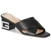 Čevlji  Ženske Natikači Guess MADRA Črna