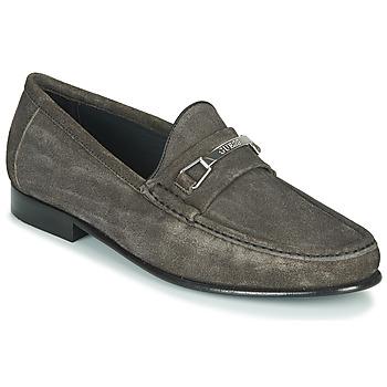 Čevlji  Moški Mokasini Guess PADOVA Črna