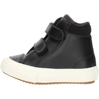 Čevlji  Dečki Visoke superge Converse 76198 Black