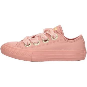 Čevlji  Deklice Nizke superge Converse 661878 Pink