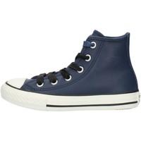 Čevlji  Dečki Visoke superge Converse 662809C Blue