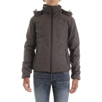 Oblačila Moški Jakne Yes Zee J834-L700 Antracite