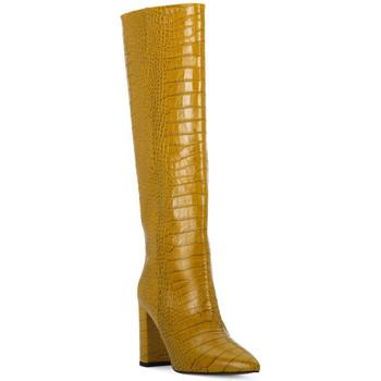 Čevlji  Ženske Mestni škornji    Priv Lab OCRA COCCO Giallo