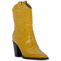 Čevlji  Ženske Gležnjarji Priv Lab OCRA COCCO Giallo