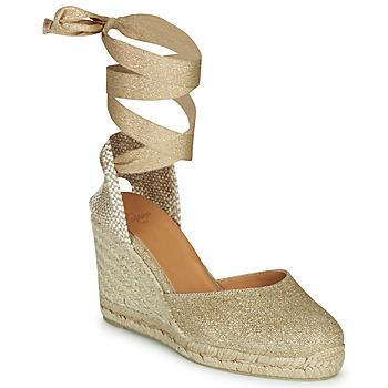 Čevlji  Ženske Sandali & Odprti čevlji Castaner CARINA Zlata