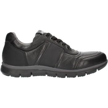 Čevlji  Moški Nizke superge Nero Giardini A800482U Black