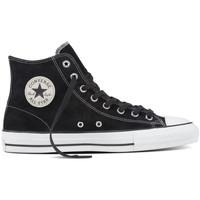 Čevlji  Moški Visoke superge Converse Chuck taylor all star pro hi Črna