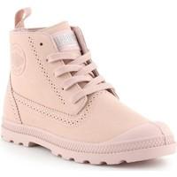 Čevlji  Ženske Polškornji Palladium Manufacture Pampa LDN LP 96468-612-M pink