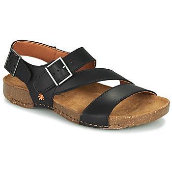 Čevlji  Sandali & Odprti čevlji Art I BREATHE Črna