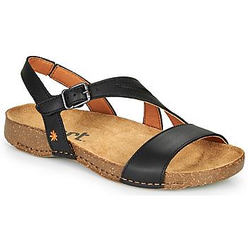 Čevlji  Ženske Sandali & Odprti čevlji Art I BREATHE Črna