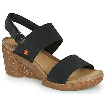 Čevlji  Ženske Sandali & Odprti čevlji Art ROTTERDAM Črna