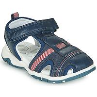 Čevlji  Dečki Športni sandali Chicco CICCIO Modra