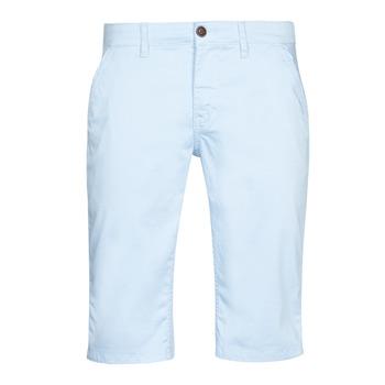 Oblačila Moški Kratke hlače & Bermuda Casual Attitude MARINE Modra