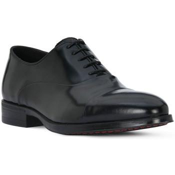 Čevlji  Moški Čevlji Derby Eveet REX NERO MAYA Nero