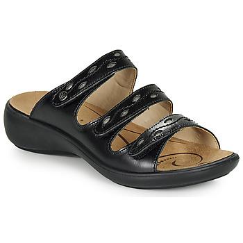 Čevlji  Ženske Natikači Romika Westland IBIZA 66 Črna