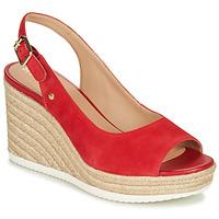 Čevlji  Ženske Sandali & Odprti čevlji Geox D PONZA Rdeča