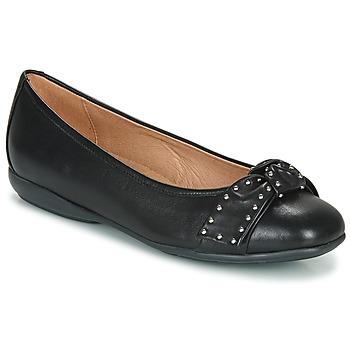 Čevlji  Ženske Balerinke Geox D ANNYTAH Črna